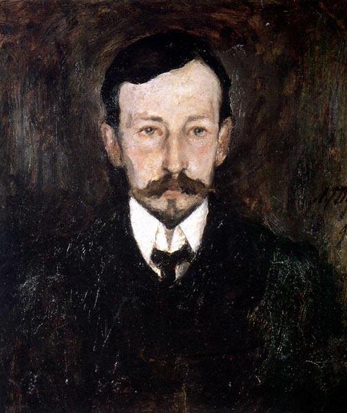 худ. Леонард Туржанский, 1905 г.